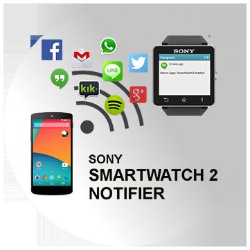 Sony SmartWatch2 Notifier - Lite version