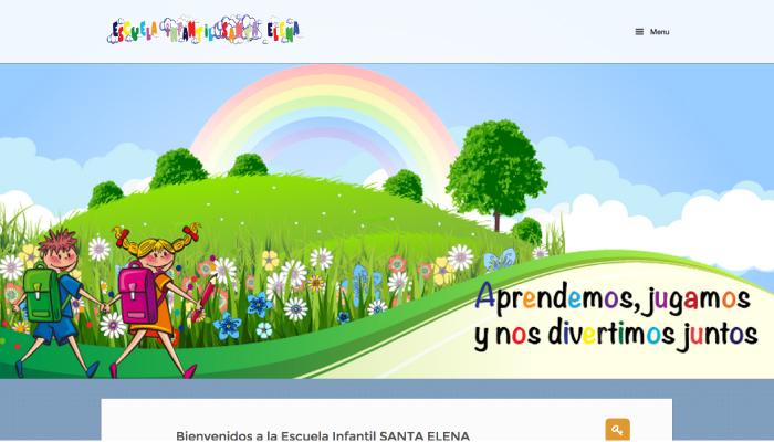 Santa Elena Webpage